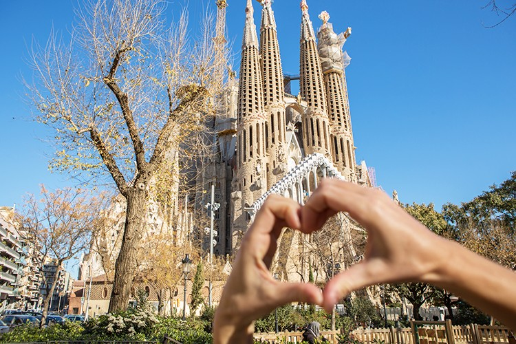 Барселонa для туристов