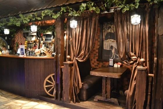 Ресторан Никала Пиросмани - фотография 2