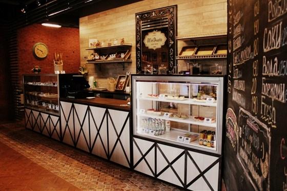 Ресторан Megusta - фотография 4 - Ждем вас каждый день с 9-21!!без обеда и выходных👍