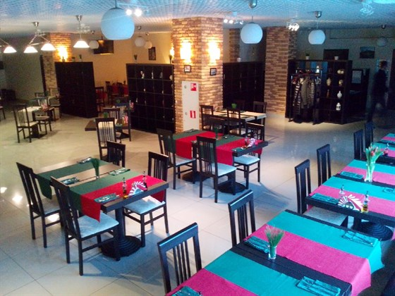 Ресторан Везувий - фотография 13