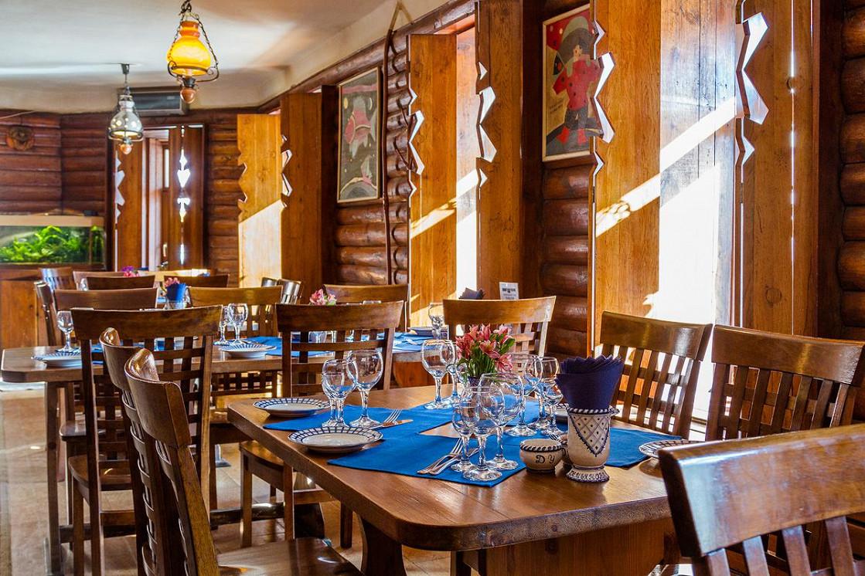 Ресторан Демьянова уха - фотография 3