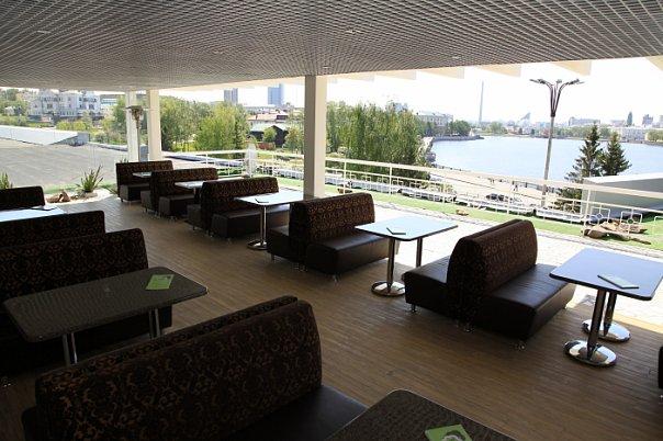 Ресторан Летняя веранда - фотография 10