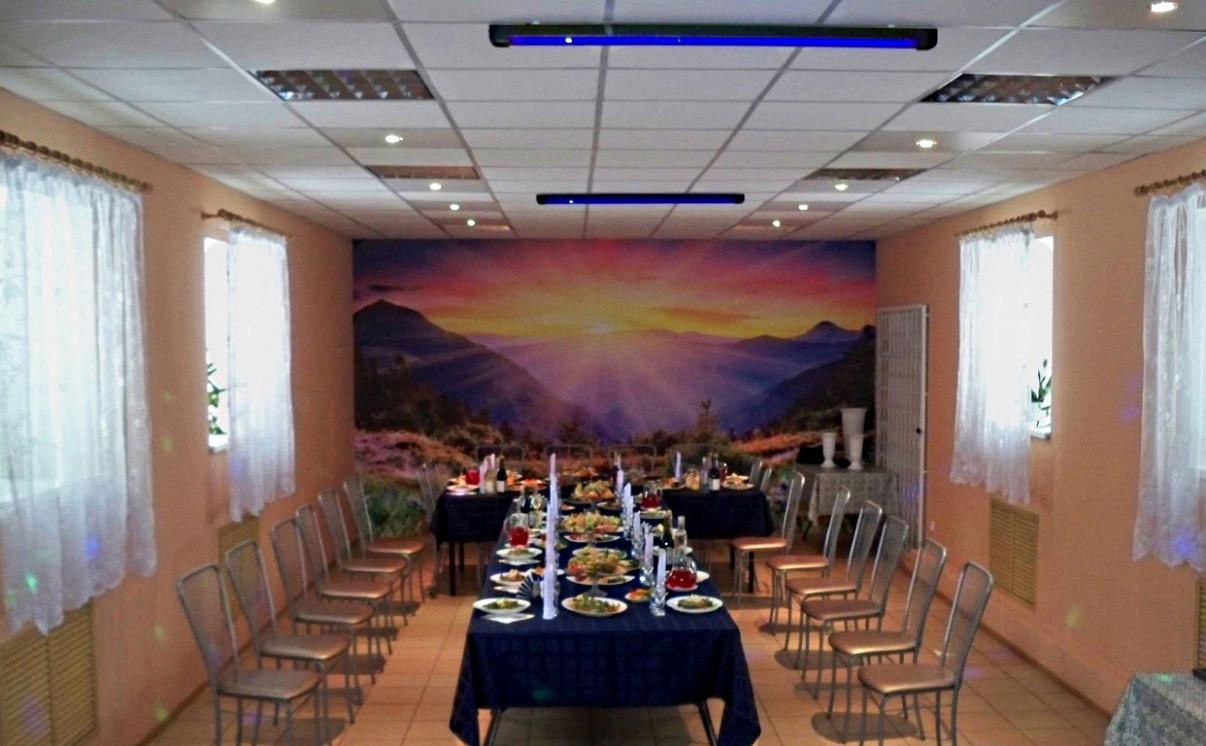 Ресторан Притяжение - фотография 1