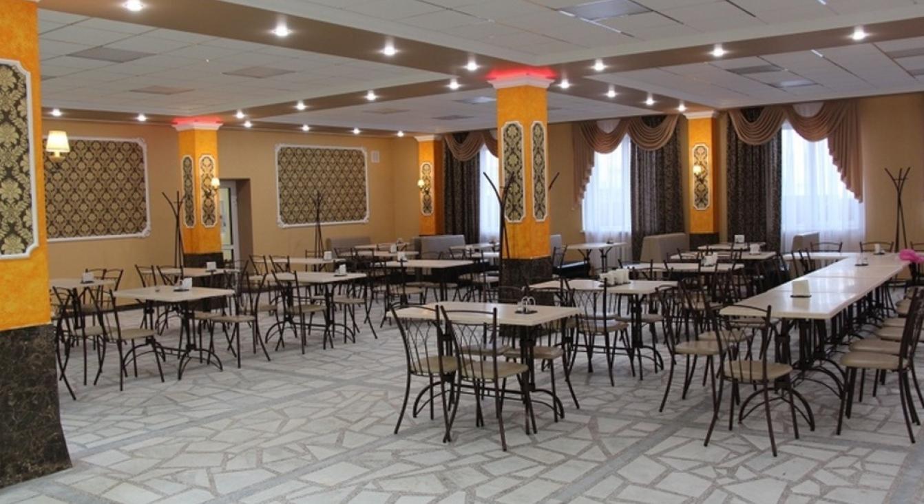 Ресторан Деловая кухня - фотография 1