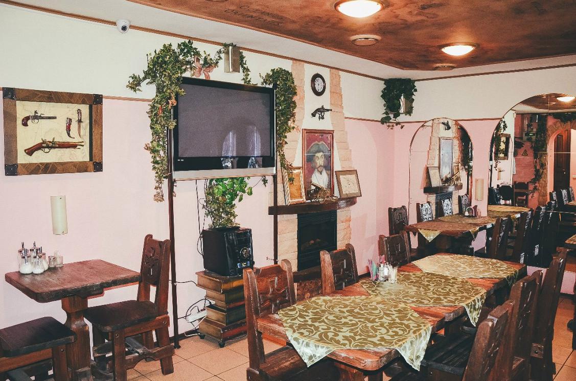 Ресторан Барон Мюнхгаузен - фотография 5