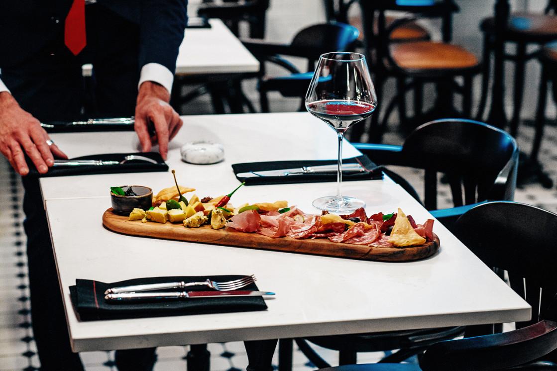 Ресторан Negroni Bar & Enoteca - фотография 2