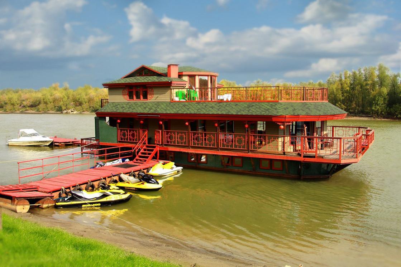 Ресторан Джонка - фотография 1