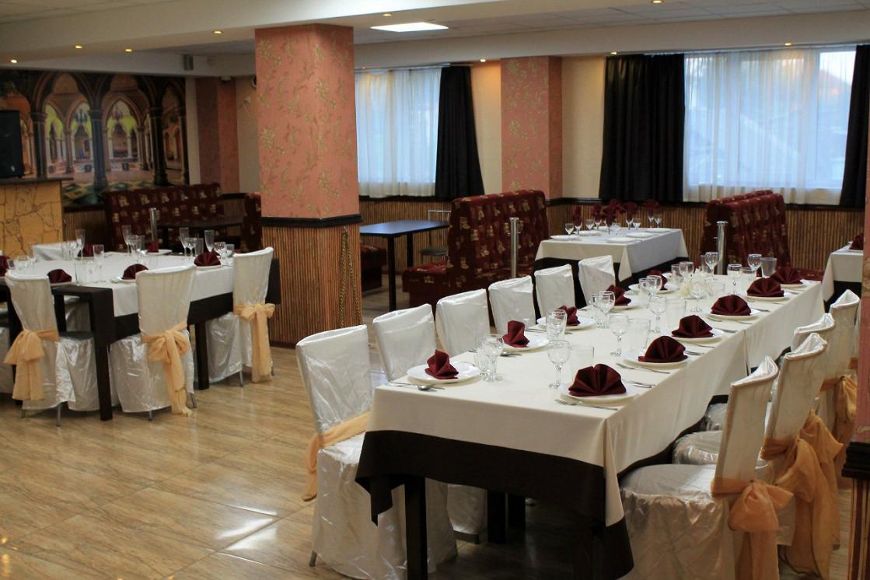 Ресторан Золотой лев - фотография 4