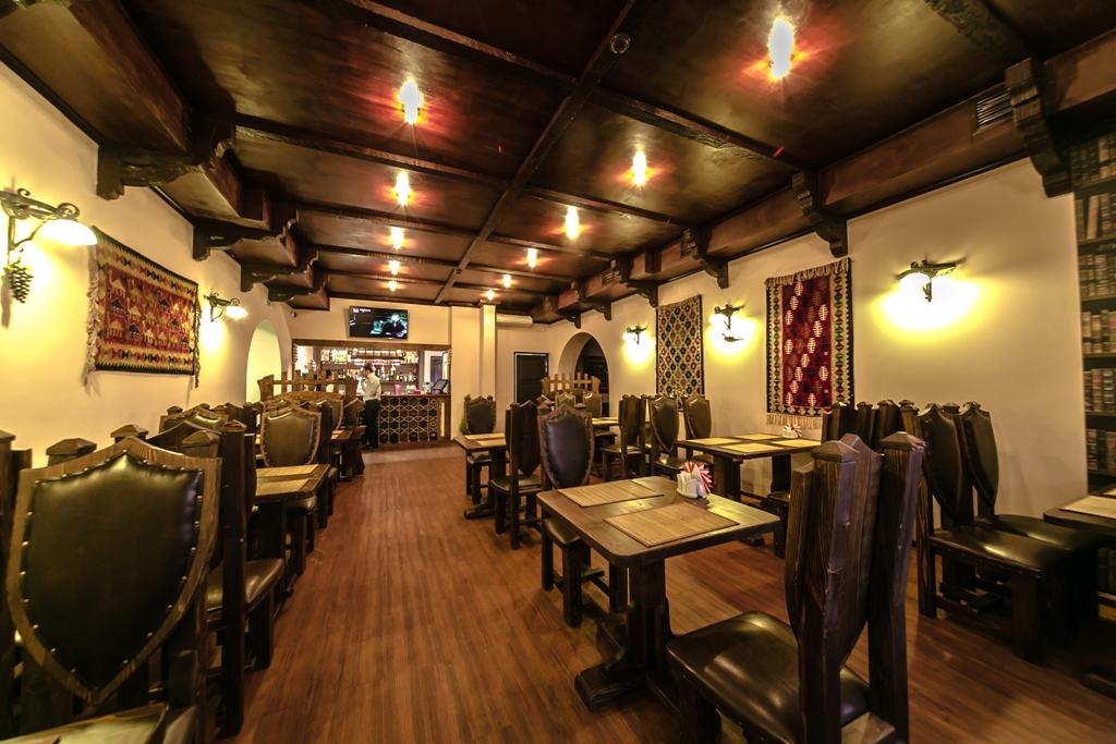 Ресторан Очаг - фотография 5