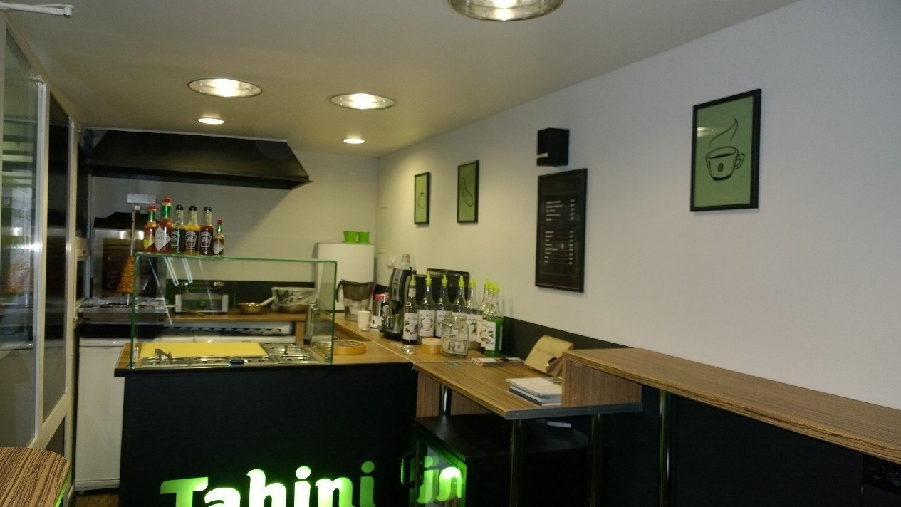 Ресторан Tahini - фотография 2