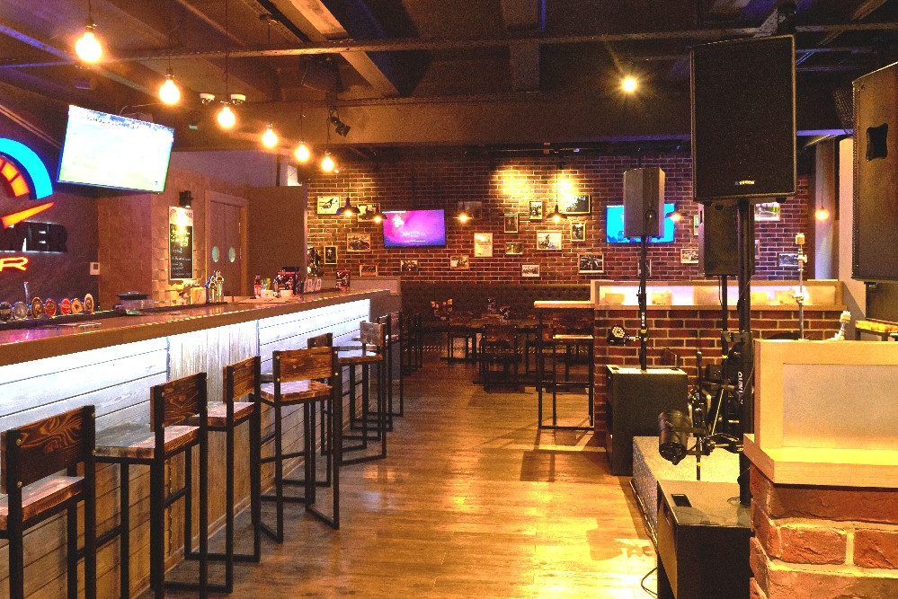 Ресторан Maxpower Bar - фотография 2