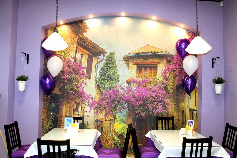 Ресторан Виолет-рандеву - фотография 1