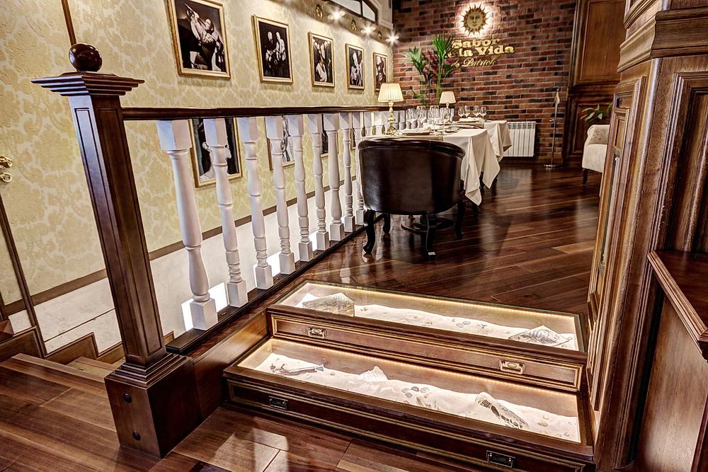 Ресторан Sabor de la vida de Patrick - фотография 21