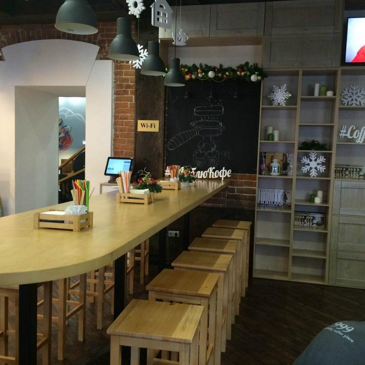 Ресторан 999 - фотография 5
