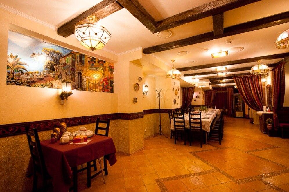 Ресторан Олива - фотография 1