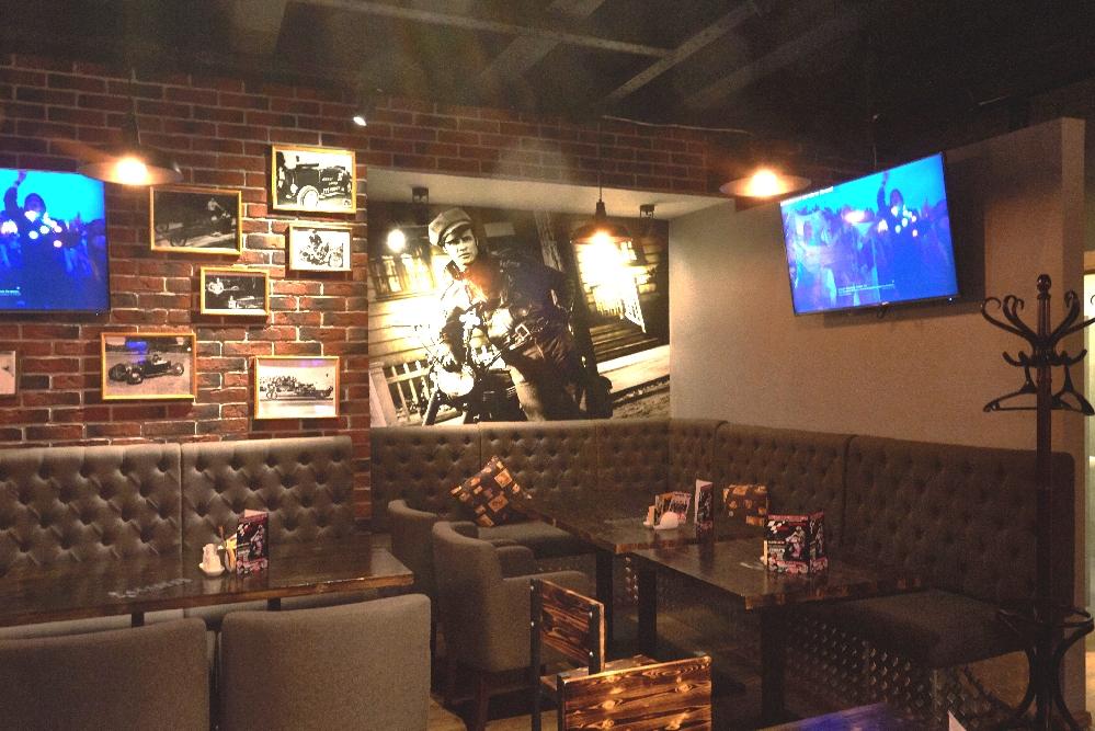 Ресторан Maxpower Bar - фотография 5
