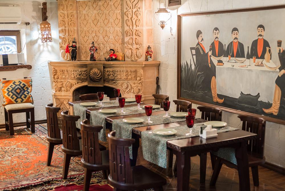 Ресторан Кавказский аул - фотография 4