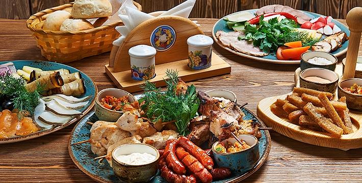 Ресторан Taverna - фотография 3