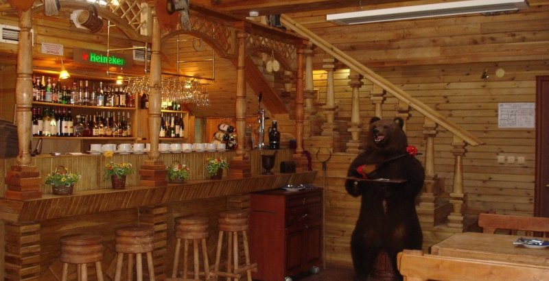 Ресторан Берлога - фотография 1