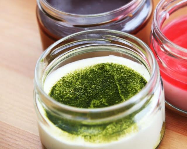 Ресторан Corner Café & Kitchen - фотография 1 - Тирамису зеленый чай