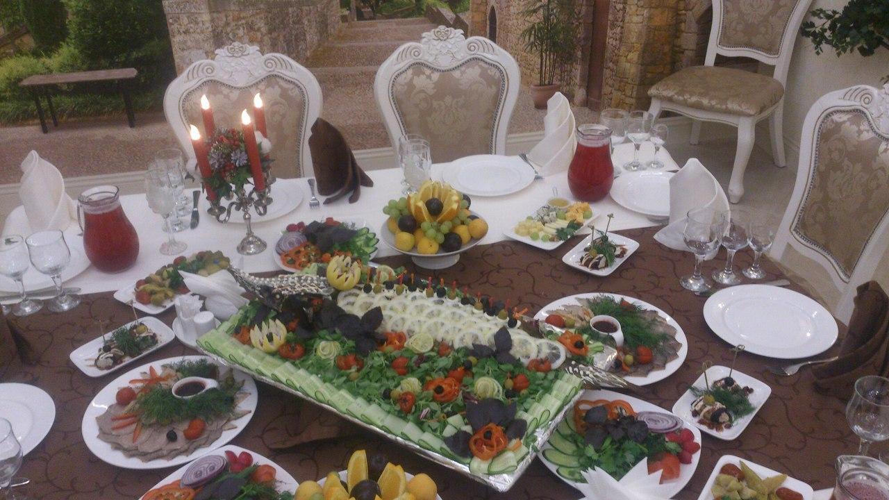 Ресторан Бакинский двор - фотография 9