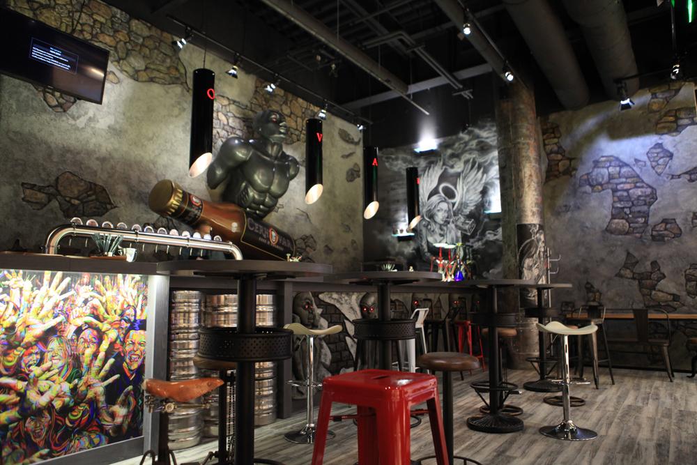 Ресторан Cernovar Bar Beer & Burgers - фотография 2