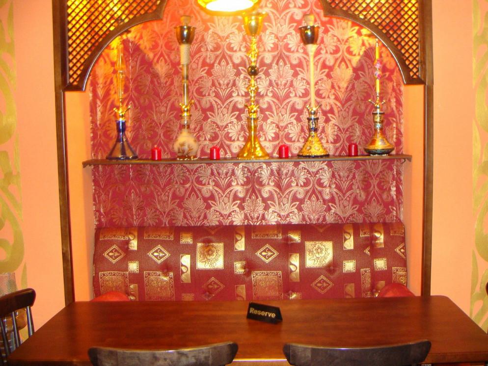 Ресторан Tooman - фотография 3