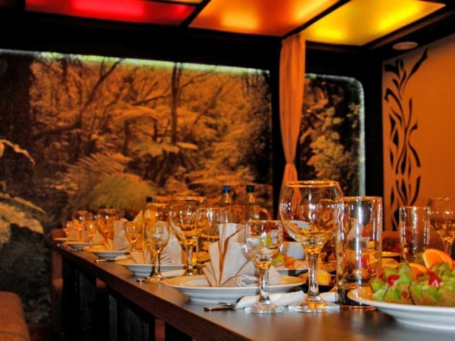Ресторан Zebra - фотография 6
