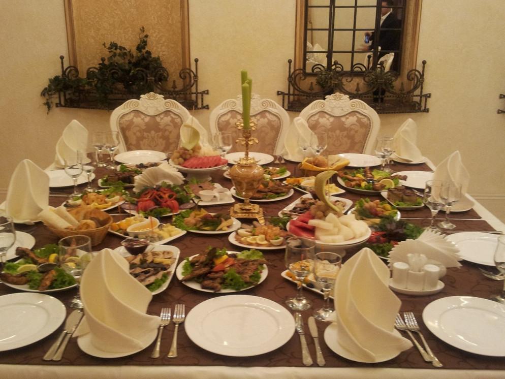 Ресторан Бакинский двор - фотография 8
