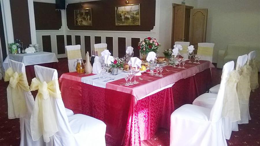 Ресторан De Luxe Hall - фотография 8