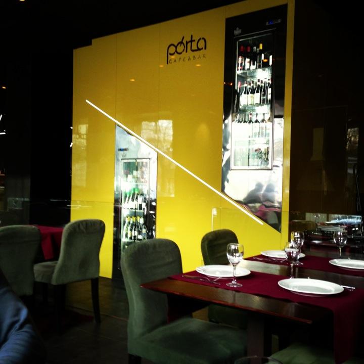 Ресторан Porta - фотография 3