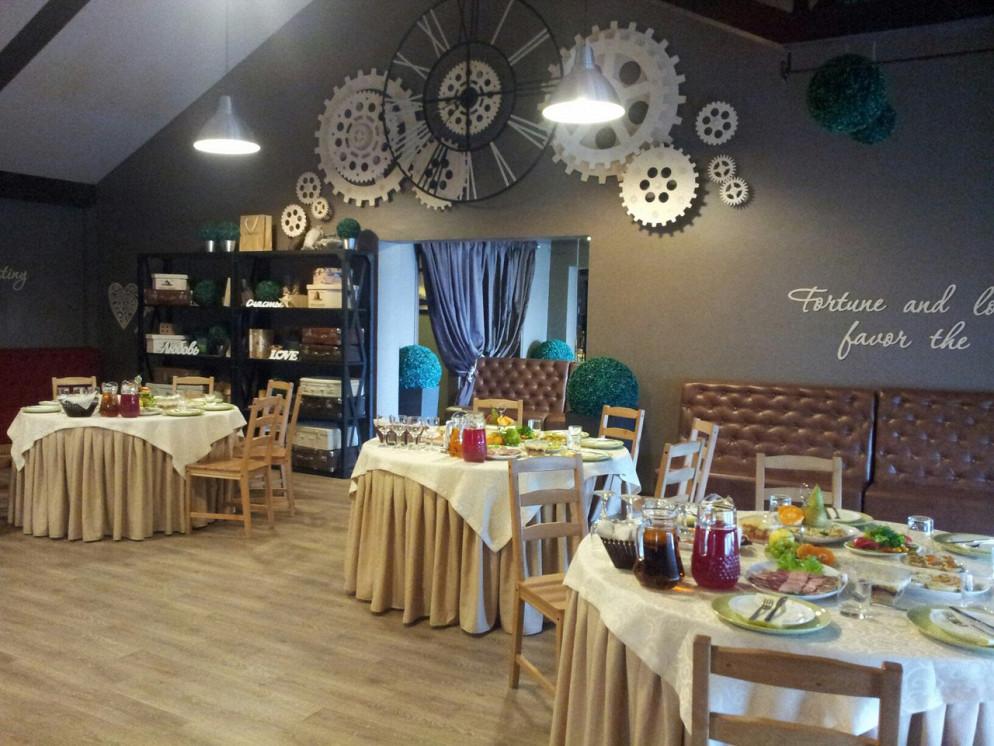 Ресторан Алые паруса - фотография 1