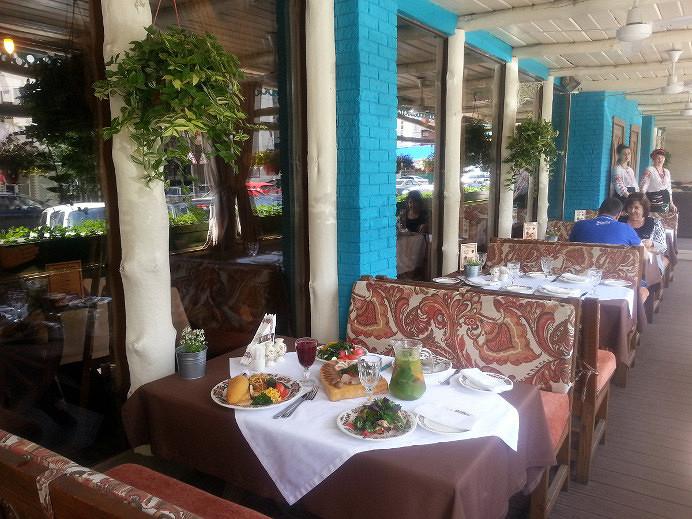 Ресторан Диканька - фотография 2
