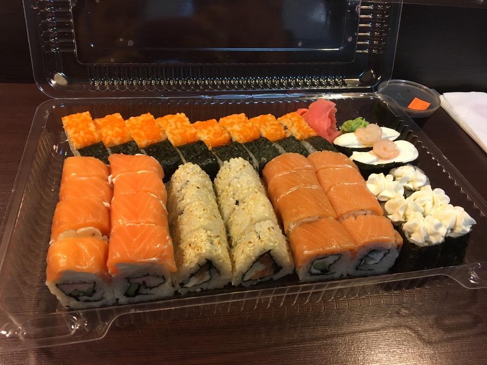 Ресторан Суши-шоп - фотография 2