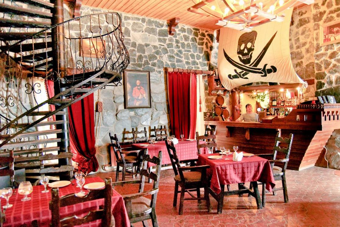 Ресторан Пески - фотография 1