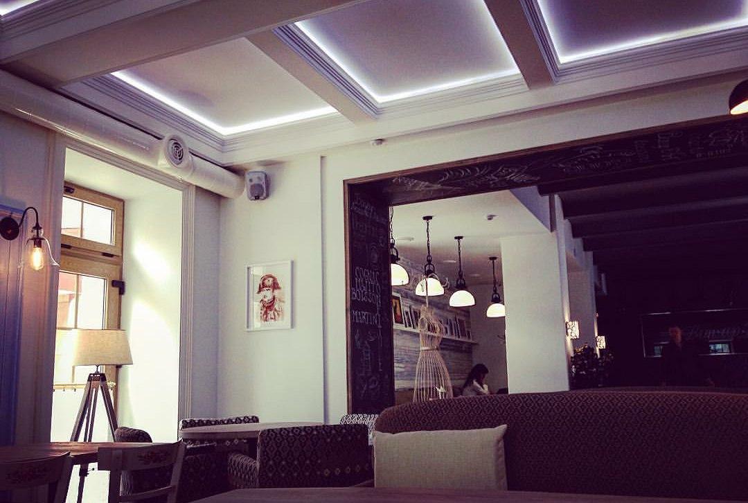 Ресторан Bon ap art - фотография 2