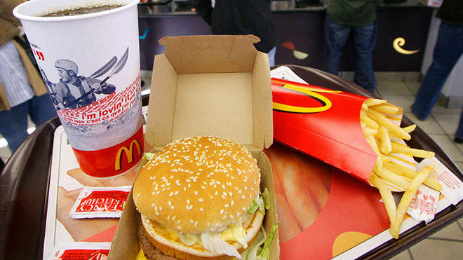 Ресторан McDonald's - фотография 5