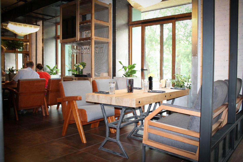 Ресторан Угли - фотография 4