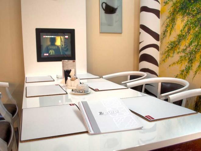 Ресторан Zebra - фотография 5