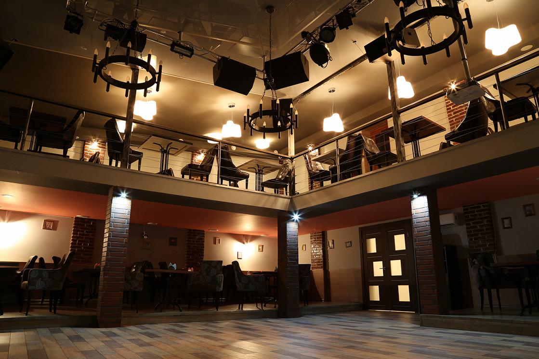 Ресторан СВАО мотобар - фотография 1