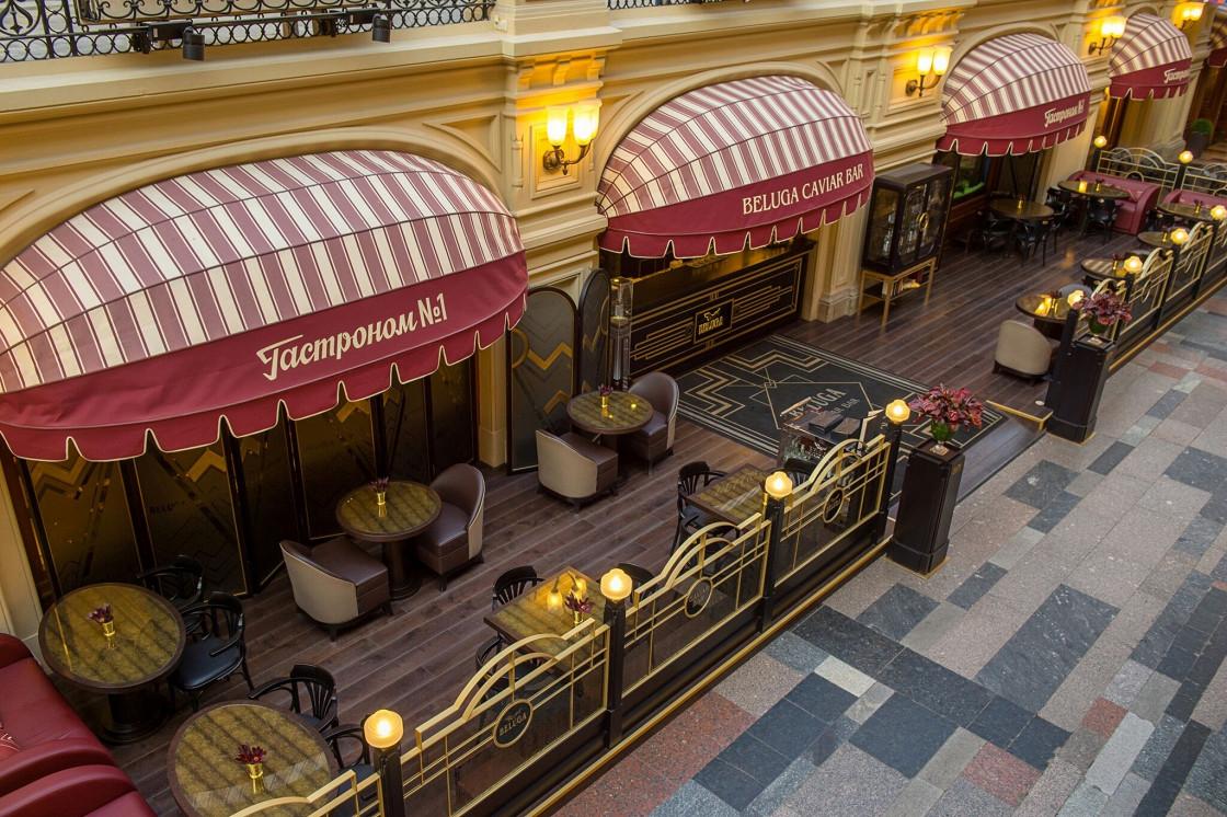 Ресторан Beluga Caviar Bar - фотография 4