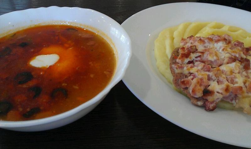 Ресторан Оливка - фотография 3