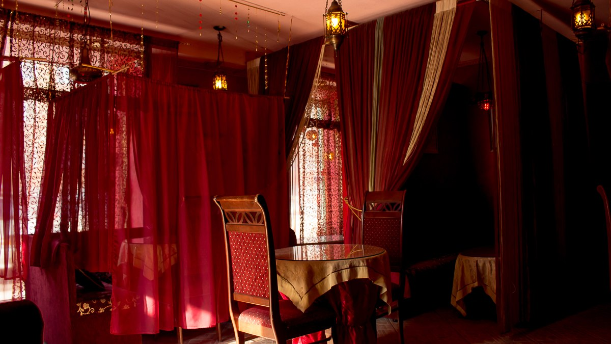 Ресторан Лампа Алладина - фотография 4