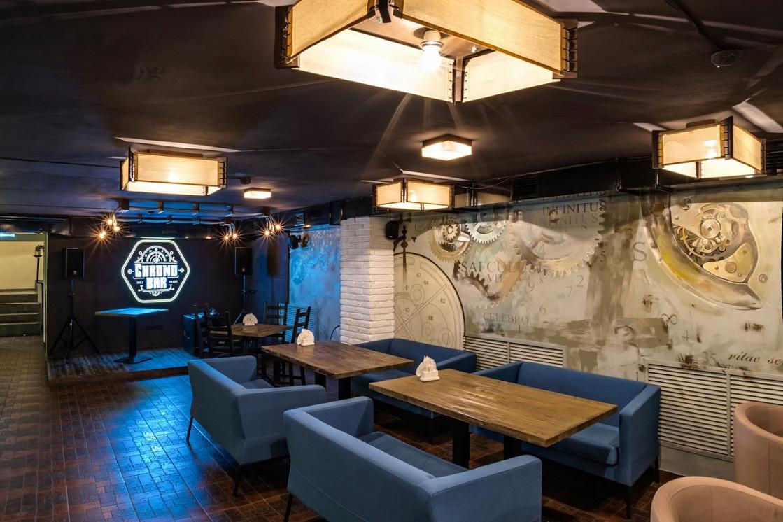 Ресторан Chrono Bar - фотография 15