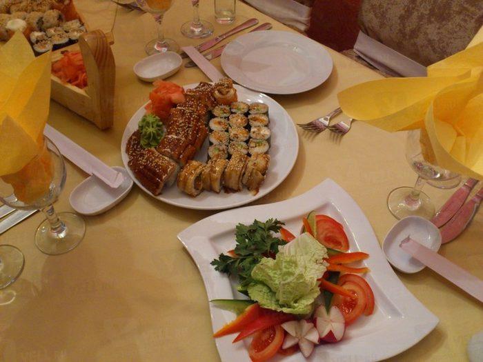 Ресторан Японская Lavka - фотография 3