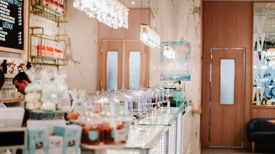 Ресторан Upside Down Cake Co. в Афимолле - фотография 2