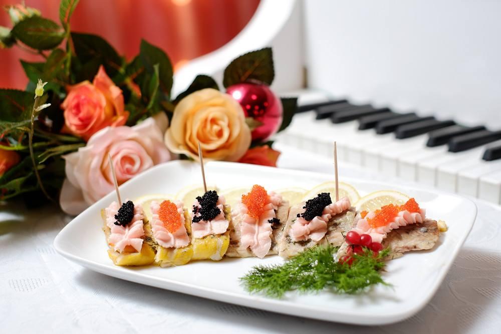 Ресторан Белый рояль - фотография 1