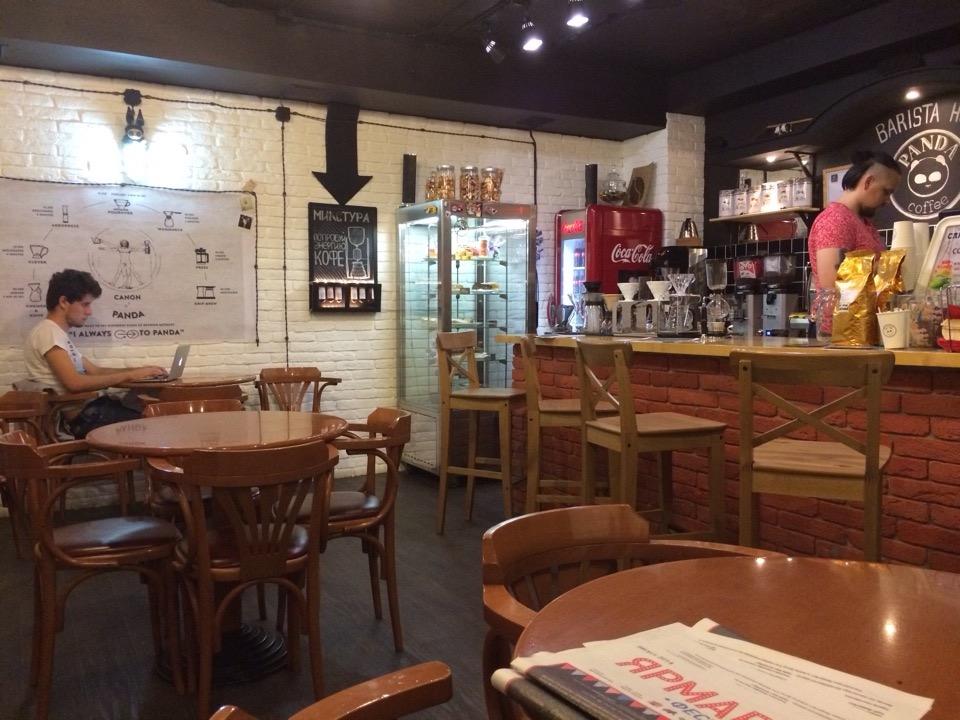 Ресторан Panda Coffee - фотография 9
