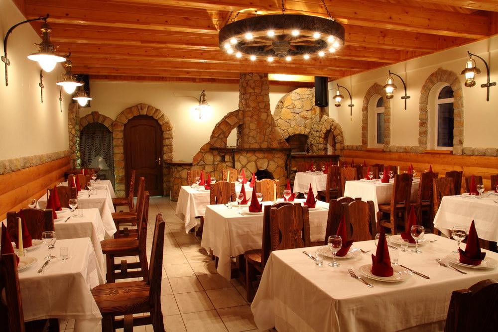 Ресторан Тихая заводь - фотография 2