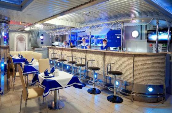 Ресторан Кусто - фотография 2